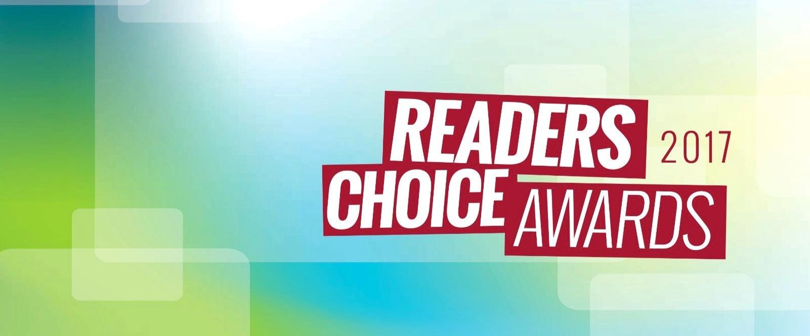 Aplin wins Readers' Choice Award for Executive Recruitment